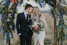 Anthropologie & BHLDN Wedding / by Laura Stamp