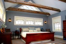 Bedrooms / A collection of new and renovated bedrooms.
