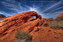 Amazing Landscapes / Vibrant, colorful and unique landscapes by Star Path Images.