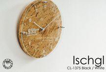壁掛け時計 置き時計