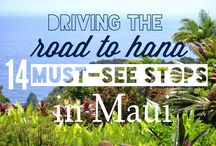 Travel - Maui vacation