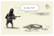 Je suis Charlie / Tribute to Charlie Hebdo