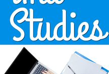 Homeschool Unit Studies - Middle & High School