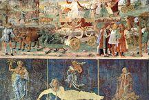 Tura / Storia dell'Arte Pittura  15° sec. Cosmè Tura  1430-1495