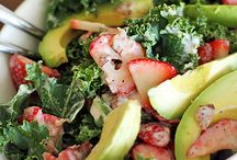 salads / by Donna Swanson
