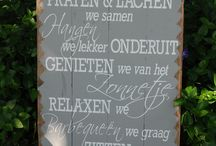 Tuin decoraties
