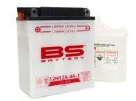 Μπαταρίες Μοτοσυκλέτας BS Battery Ανοιχτού Τύπου
