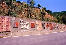 FIUMARA D'ARTE / Public Museum at Fiumara (Messina)_ Sicily