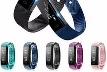 FITNESS TRACKERS & TECH / Trendy and handy fitness technology helping you to achieve your fitness goals and dreams on daily basis. Tags: fitness tracker, fitness band, fitness watchers, best fitness tracker, step tracker, activity tracker, best fitness band, exercise watchers, fitness bracelet, waterproof fitness tracker