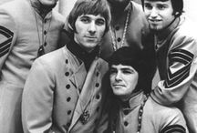 60s bands in cool clothes