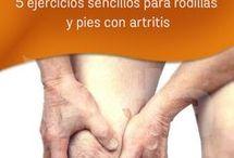 Ejercicios para los rodillas