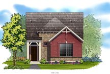 David Weekley Homes - Ashcliff / David Weekley Homes located in Viridian, Arlington Texas is offering The Ashcliffe plan on our 35' Cottage product.