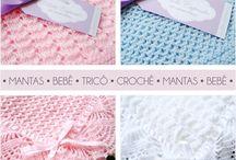 Crochet pañoletas