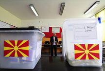 Αναβάλλονται οι εκλογές της 5ης Ιουνίου στην ΠΓΔΜ!