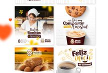 Restaurant brands / Best restaurant and food brand graphic design
