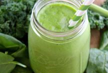 Green Smoothies and other healthy stuff