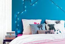 ideias pro meu quarto | ideas for my bedroom / pra inspirar o meu quarto na casa dos meus pais. | for my room at my folks's place.