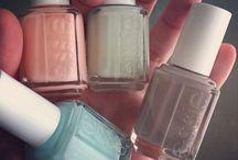 Essie polishes