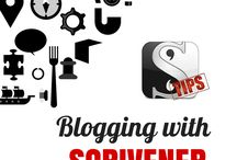 Writing, Blogging and Marketing with Scrivener