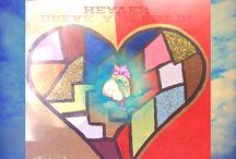 Break a Heart in heaven / Artwork