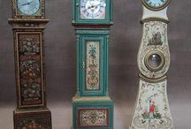 Grandfathers clock miniature