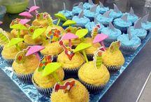 Beach birthday party / by Zania Kaas