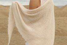 Knitted Shawl Patterns / Knitting and Crochet Shawl Patterns