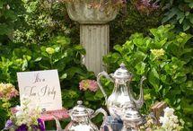Tea Room Images