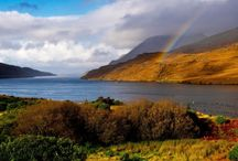 Wild Atlantic Way / The Wild Atlantic Way is a world-famous coastal route that spans the west coast of Ireland, taking in some breathtaking scenery along the way.