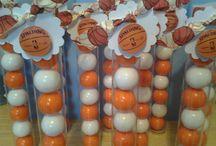 Basketball Theme Bar and Bat Mitzvah Ideas