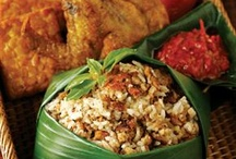 Cuisine indonesia