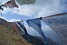 Chele La Pass, Bhutan / http://krishnandusarkar.com/exploring-paro-haa-and-chele-la-pass/