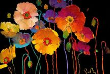 Flowers / by The Bead Stylist KDD