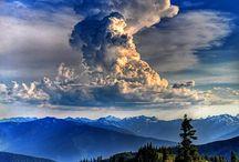 Wolken en luchten