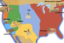 North American History Maps