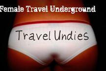 Female Travel Underground / A monthly female travel newsletter.  Sign up here:  http://brookevstheworld.com/female-travel-underground/