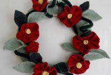 My Sister's Wreaths