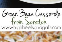 green bean cassarole