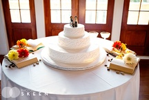 Wedding Cakes / Superhero Themed grooms cakes and traditional wedding cakes