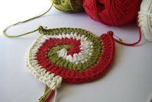 Crochet...ing + Knit...ing