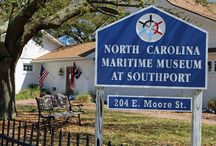 At the Museum: Southport / What's happening at the North Carolina Maritime Museum in Southport, where history comes to life through exhibits on the Civil War, pirates, hurricanes and shipwrecks.