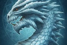 Dragon • Ice
