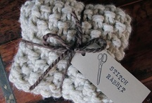 giving. / gift giving.  / by DeliKnits