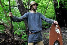 Ancient Costumes / thorsberg trousers