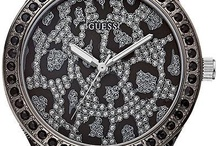 Let Loose Your Inner Animal / Release the animal within with an animal print watch!