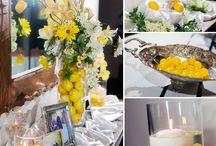 Wedding Palette Lemon Green / Colores Alegres