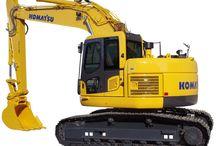 Excavator Hire / Excavator Hire