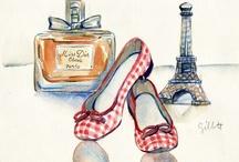 Sketchbook : Beauty Stuff / by Novianny