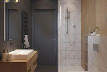 Házprojekt - fürdőszoba