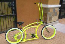 Custom bikes / Rat rod